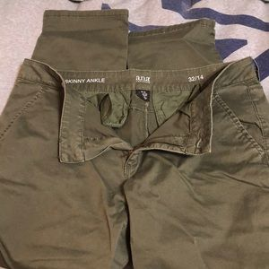 Army green khaki
